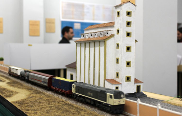 Últimos días para visitar la exposición de ferrocarriles
