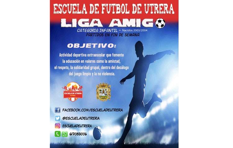 Nace la «Liga Amigo» para promover valores educativos y sociales a través del fútbol