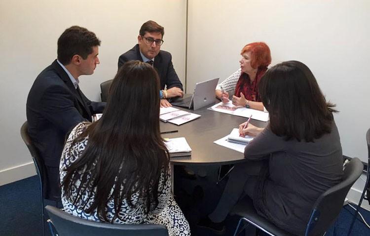 Utrera se adhiere a un proyecto europeo para crear nuevas formas de trabajo colaborativo