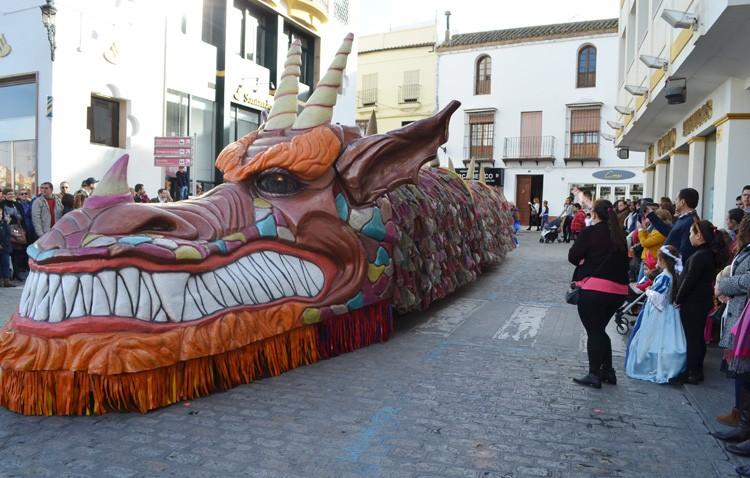 Concurso de disfraces y pasacalles para completar el fin de semana de carnaval