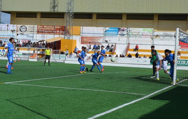 C.D.UTRERA 3 – 0 CUADALCACIN C.F.: Siete partidos consecutivos sin perder en el San Juan Bosco