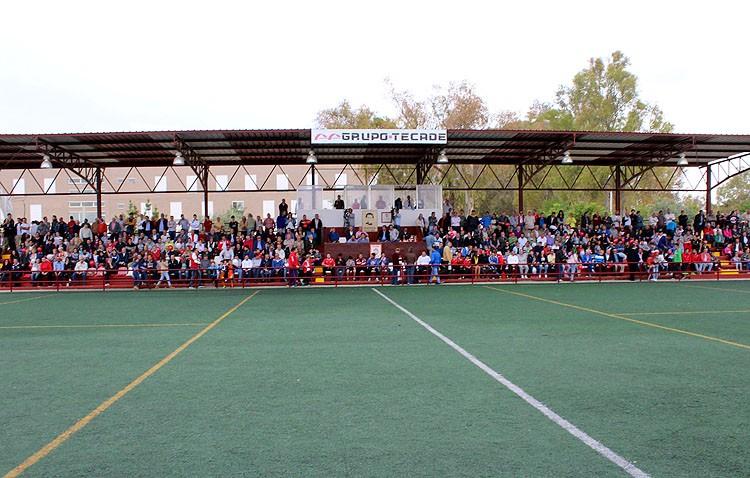 El C.D. Utrera pone en marcha un proyecto de reforma en el San Juan Bosco
