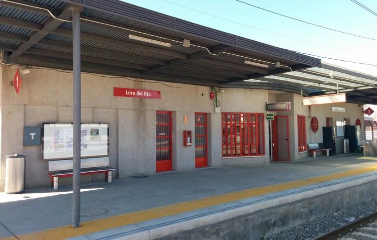 Trenes patrocinados desde Utrera para acudir a la muestra «Mercaxati» en Lora del Río