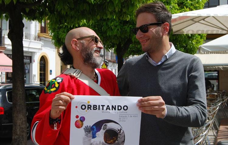 Utrera se llena de conciertos, exposiciones y mercadillos gracias al festival «Orbitando»