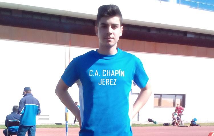 Séptima plaza para Adrián Durán en el Campeonato de España de Lanzamientos largos