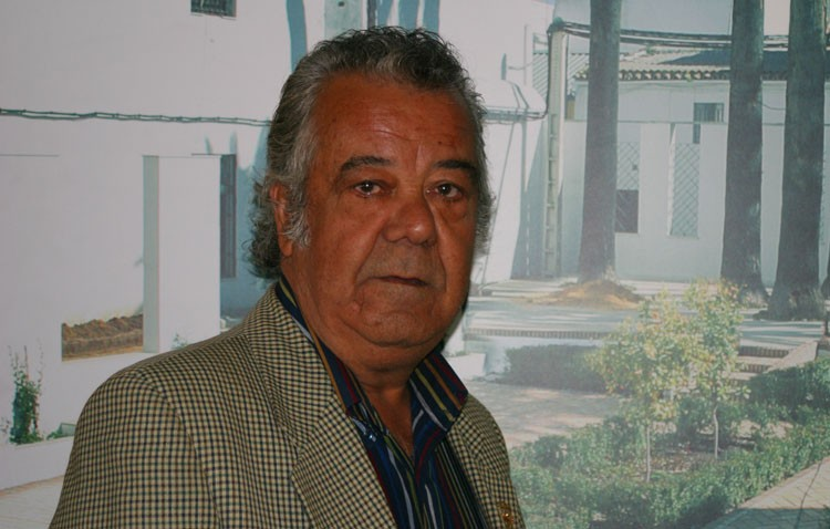 Dos días de luto por la muerte del cantaor Chato de Utrera
