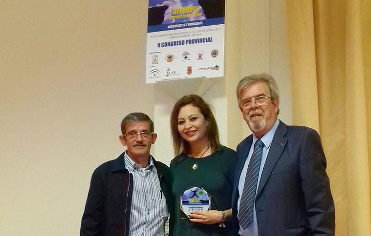 Utrera participa en el congreso provincial de la Federación de Personas Alcohólicas Rehabilitadas