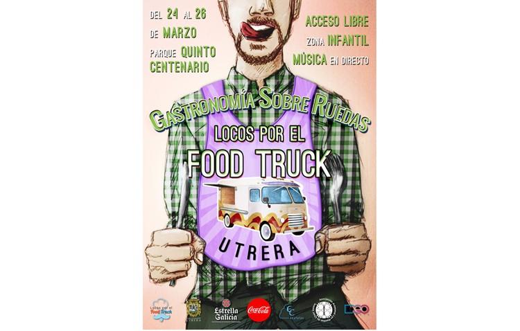 La previsión de lluvias obliga a posponer las jornadas de «food trucks»