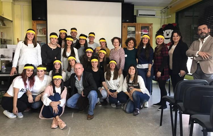 Estudiantes del instituto Ponce de León presentan una web realizada por ellos con lo aprendido en su ciclo formativo