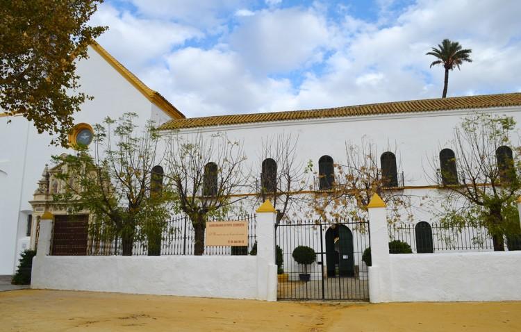 El monasterio de Consolación, a la venta en internet