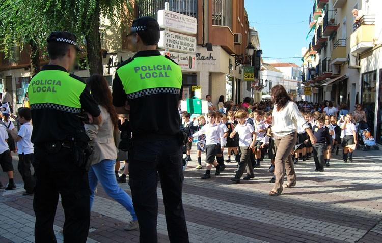 Piden la dimisión del concejal socialista Francisco Campanario «por su grado de ignorancia» sobre los cuerpos de seguridad