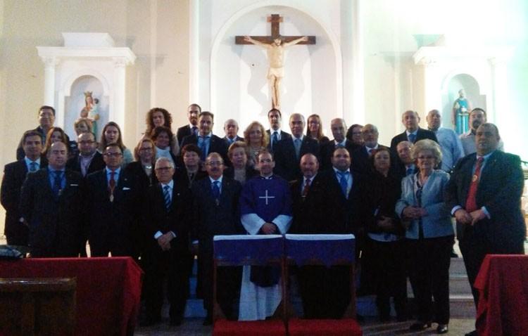 Trajano recuerda el vigésimo aniversario de la llegada de la Borriquita y clausura sus misiones populares
