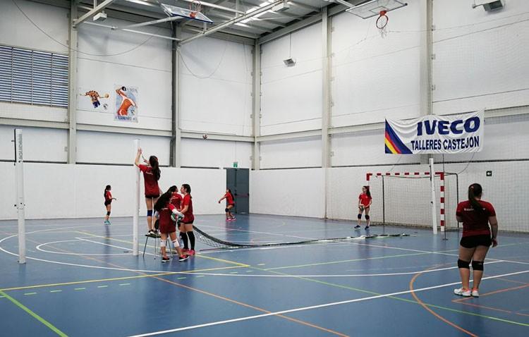 El Club Voleibol Utrera estalla contra el gobierno local ante los problemas registrados en Vistalegre por la «falta de personal»