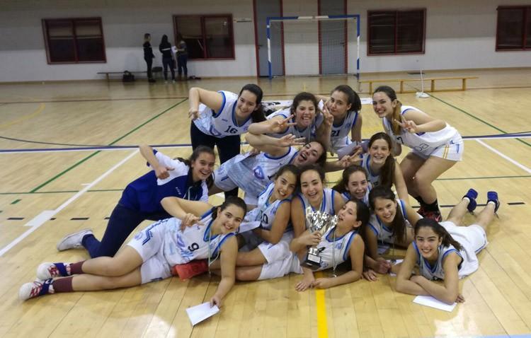 El Club Baloncesto Utrera logra el pase al Campeonato de Andalucía en la fase final