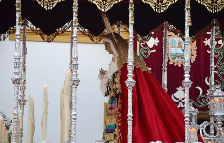 Cambio en el acompañamiento musical de la Virgen de las Veredas