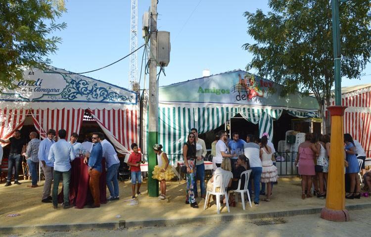 Abierto el plazo para solicitar las casetas de la Feria de Consolación