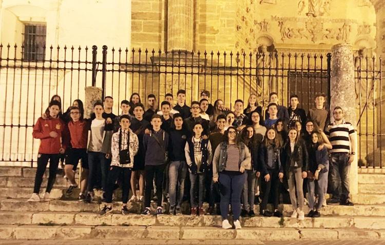 Casi una década de intercambio del instituto Ruiz Gijón con un centro francés