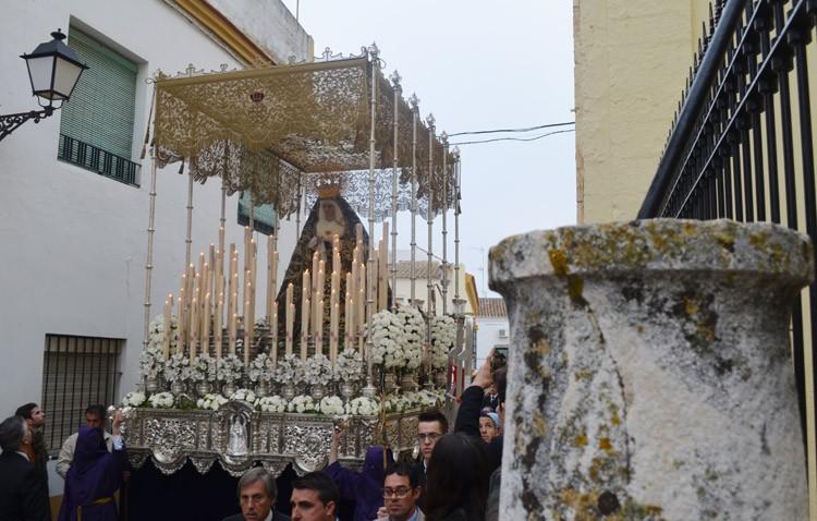 Imágenes, oraciones y música para recordar la estación de penitencia de Jesús Nazareno
