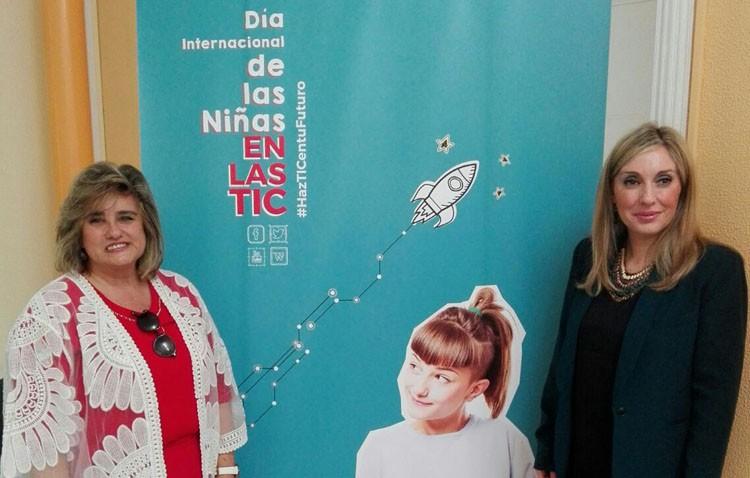 Una campaña-concurso de contenidos digitales para promover las vocaciones tecnológicas en las adolescentes