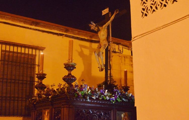 La hermandad de los Milagros prepara un vídeo con su salida procesional del Viernes Santo