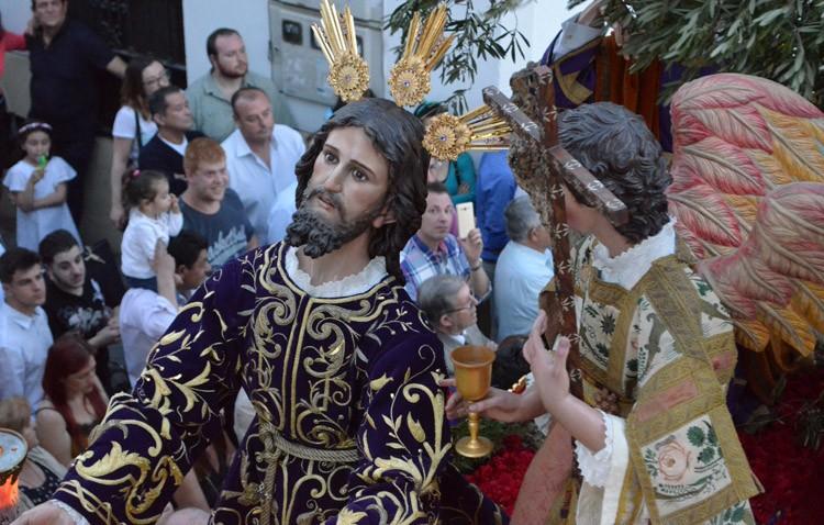 Un Domingo de Ramos como mandan los cánones en Utrera (GALERÍAS Y AUDIOS)