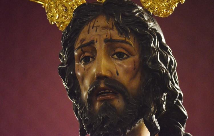 Cultos en honor al Redentor Cautivo en la parroquia de Santiago