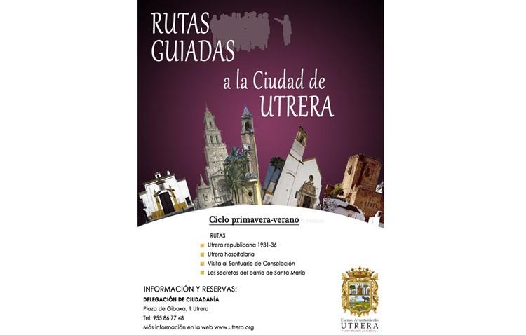 Nuevas rutas para conocer el patrimonio y la historia de Utrera