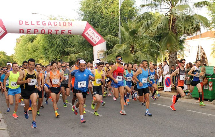 Atletismo y solidaridad se dan la mano con la celebración de la XVI carrera a favor de la fibrosis quística
