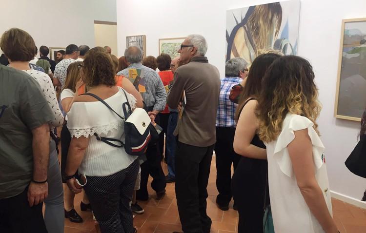 El gobierno local estudia crear un museo permanente de arte contemporáneo en Utrera