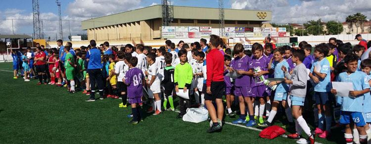 La Escuela Municipal de Fútbol prepara una nueva edición de la Liga de los Colegios