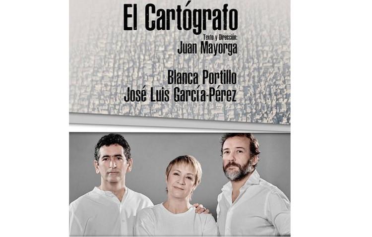 «El cartógrafo» hace parada en el teatro de Utrera, con Blanca Portillo