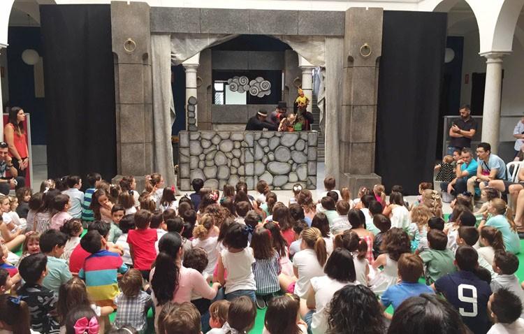 El Ayuntamiento hace un balance muy positivo del Festival de Marionetas