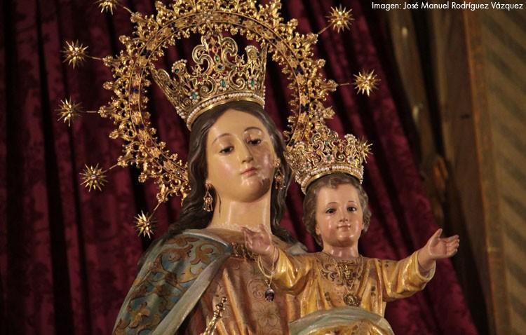 María Auxiliadora estará en besamanos por primera vez tras 12 años