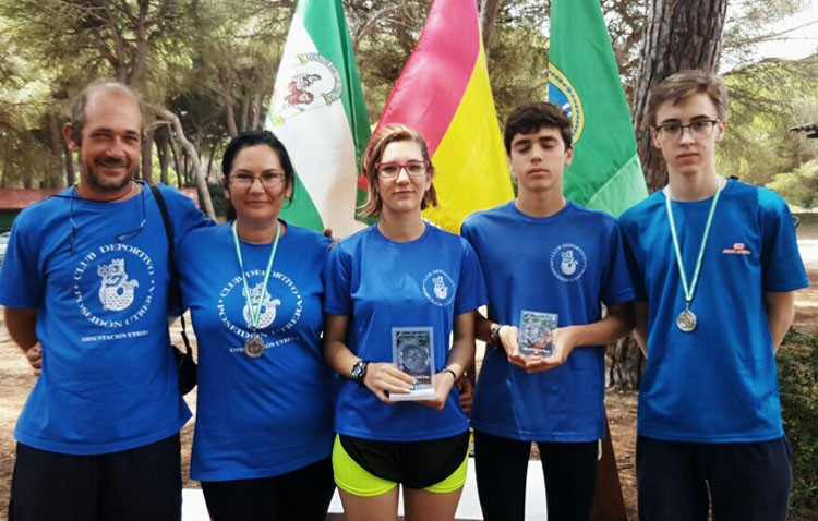 Intensa agenda deportiva para el Club Poseidón Utrera