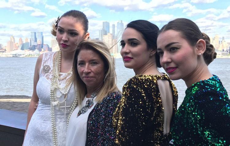La peluquera Manuela Fernández triunfa en Nueva York