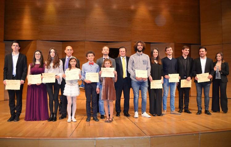 El joven utrerano Pepe Fernández, segundo premio en el concurso internacional de piano de Sevilla