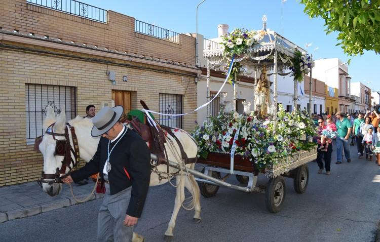 La hermandad de Fátima se prepara para su romería