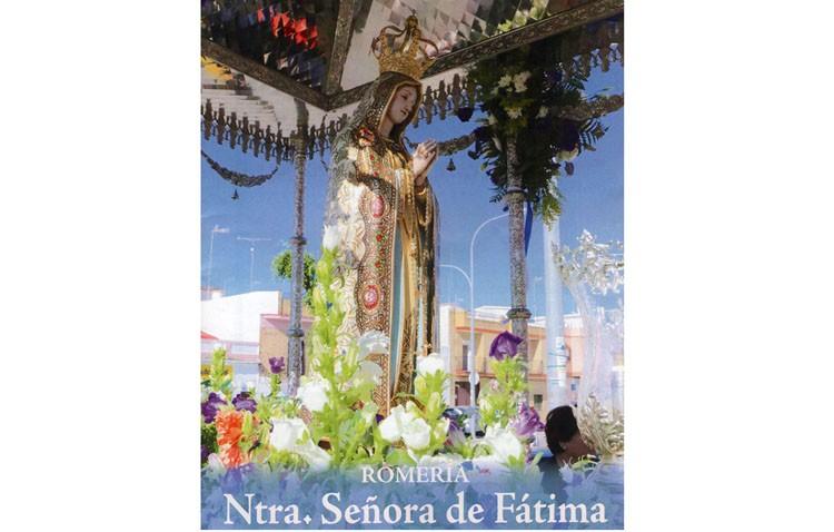Jornada de romería en torno a la Virgen de Fátima