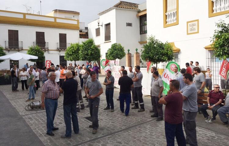 Comisiones Obreras desmonta las acusaciones del gobierno local