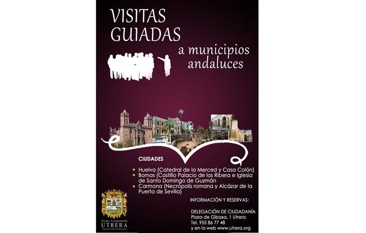 Tres viajes para visitar varios rincones de Andalucía