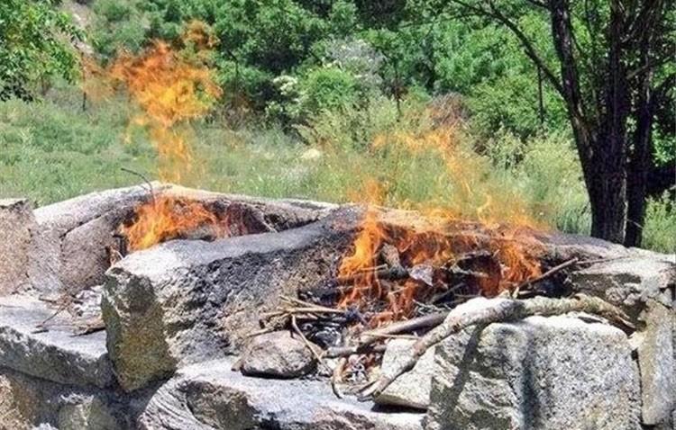 Prohibidas las barbacoas en las zonas forestales por peligro de incendios