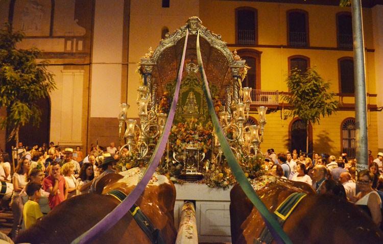 La hermandad del Rocío adelantará un día su regreso a Utrera para no coincidir con la procesión de María Auxiliadora