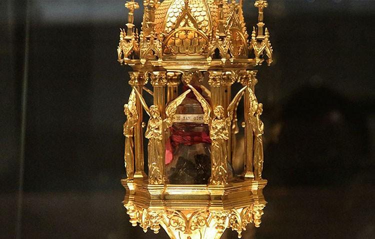 Recuperan la reliquia de San Juan Bosco que había sido robada en su ciudad natal