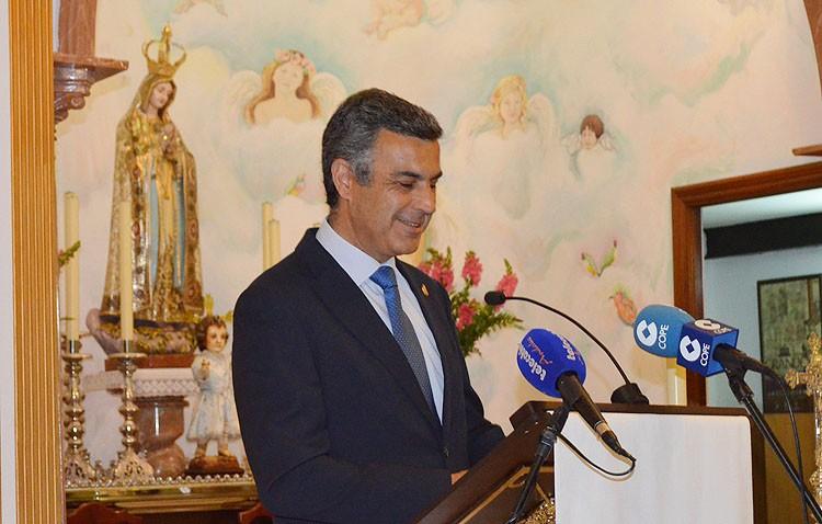 El Consejo de Hermandades elige a Roberto Jiménez Corpas como presidente