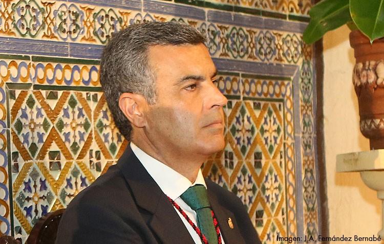 Roberto Jiménez Corpas, nuevo presidente del Consejo de Hermandades