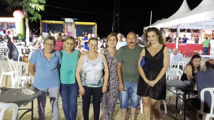 La barriada del Carmen celebra su tradicional verbena popular