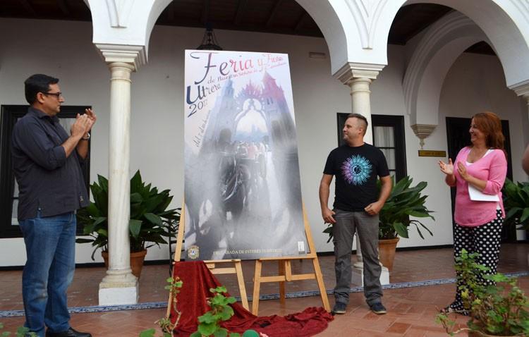 Santa María, Santiago y Consolación, protagonistas del cartel de la feria de Utrera