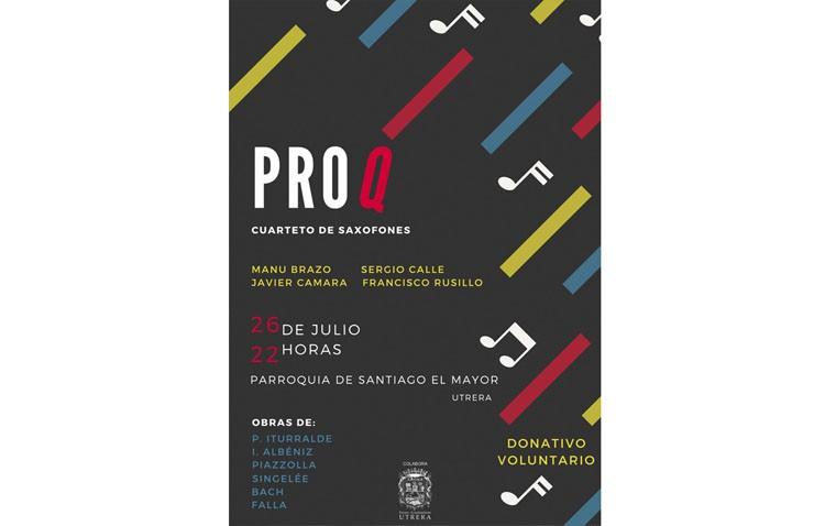 Bach, Albéniz y Falla, protagonistas de un concierto de saxofones en Santiago