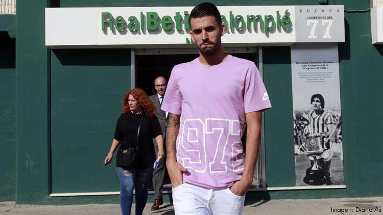 Dani Ceballos se despide: «en mi corazón siempre habrá un hueco para apoyar al Betis»