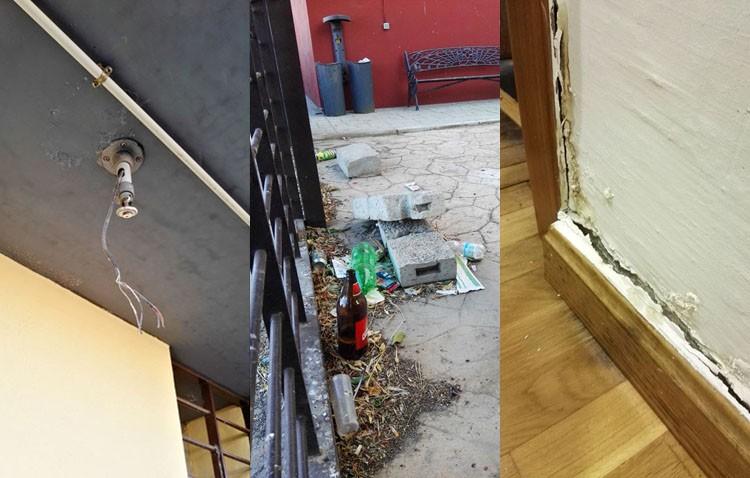 El PA denuncia el «deterioro» de los locales de ensayo de Los Silos debido a la «dejadez» del gobierno local